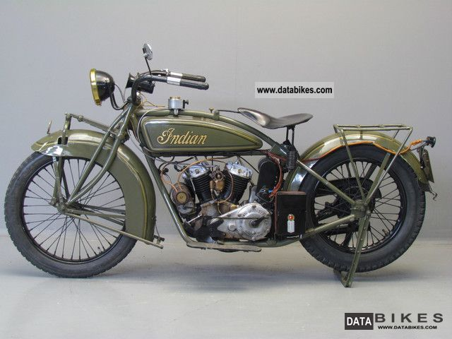 Indian Scout 1925 Classic Motorcycles Indian Motorcycle Classic Bikes