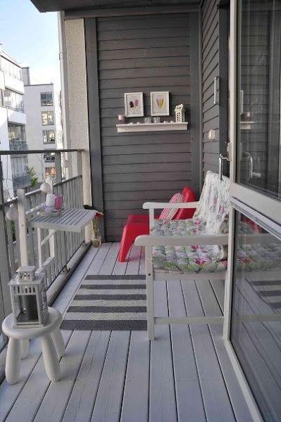 Terrazas pequeñas Cómo sacarles todo el partido home staging - decoracion de terrazas pequeas
