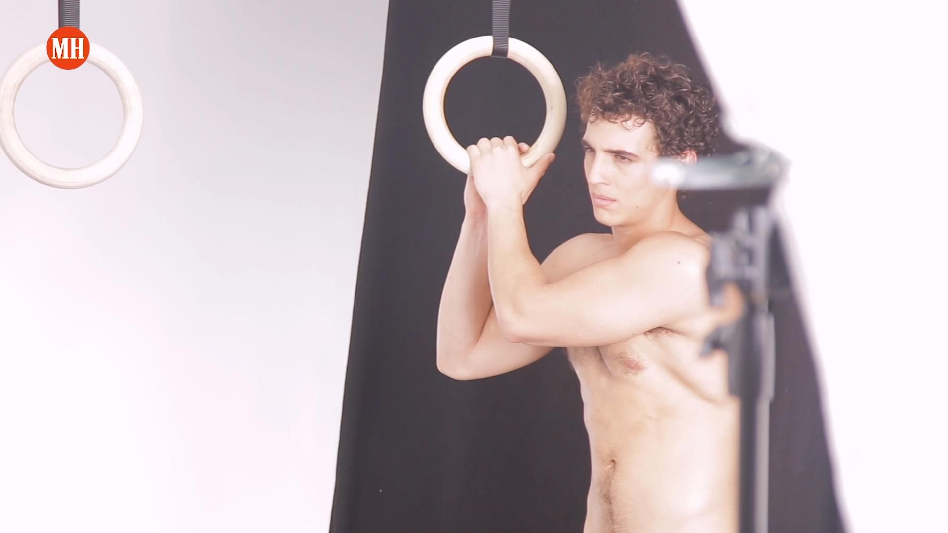 Miguel Herrán, al desnudo en cuerpo y mente en la
