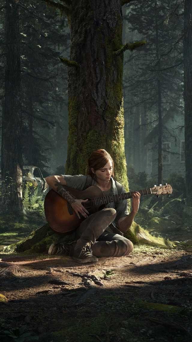 The Last of Us Part ll Wallpaper