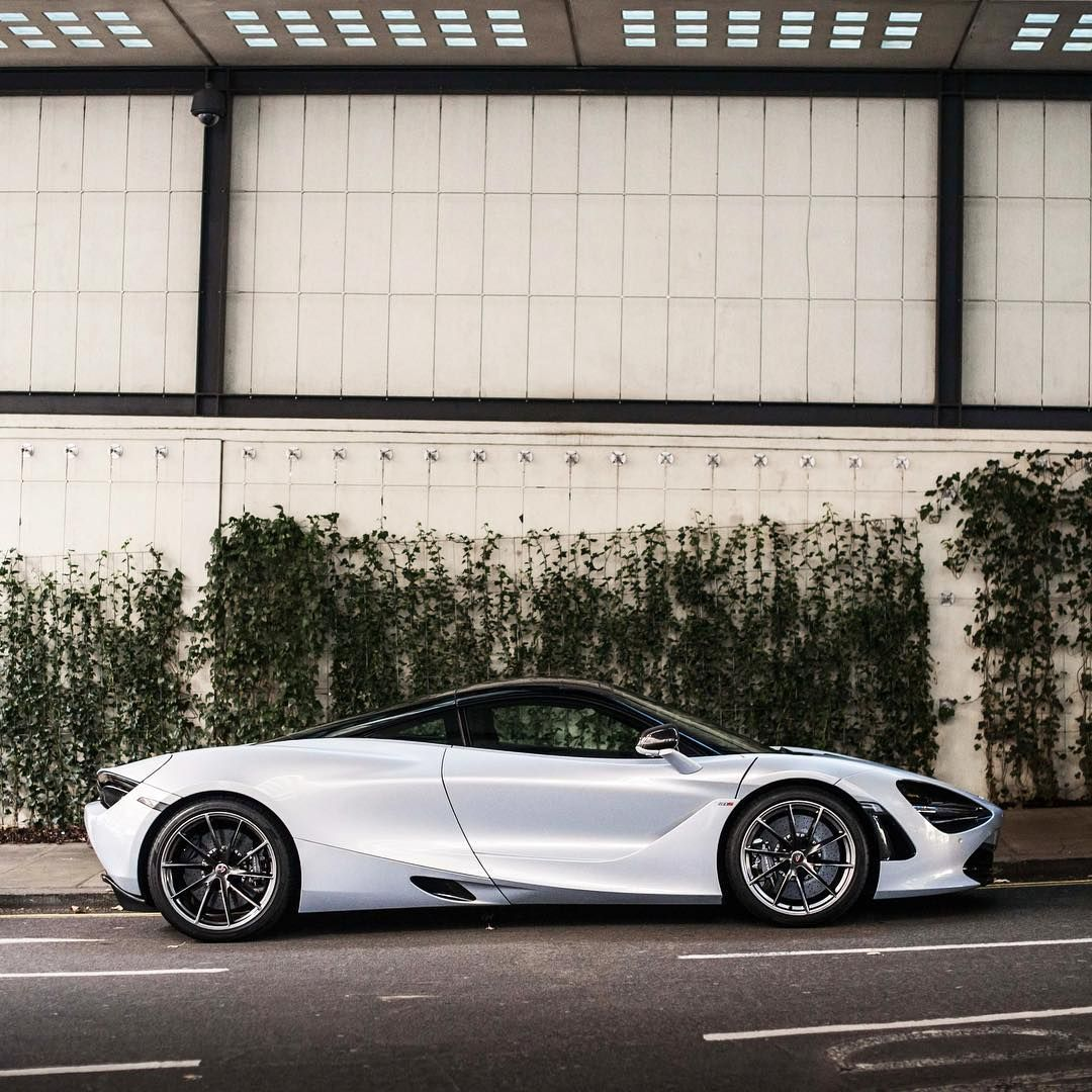 McLaren 720 S By TFJJ (@tfjj)