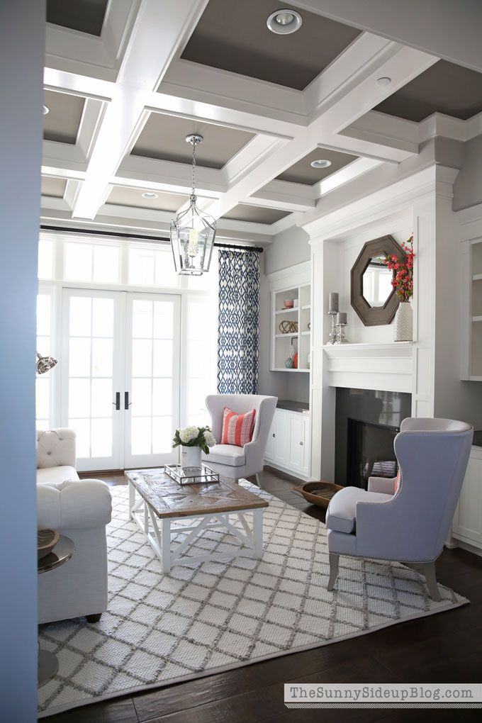 My Favorite Gray Paint! (and All Paint Colors Throughout My House. Formal Living  RoomsLiving ...