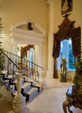 luxury house interiors in european and traditional mansion and rh pinterest com