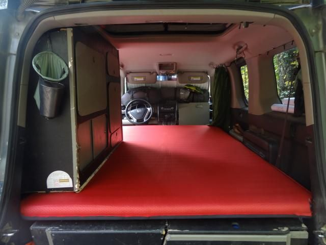 17 days in my micro camper page 7 honda element owners club forum element van camping. Black Bedroom Furniture Sets. Home Design Ideas
