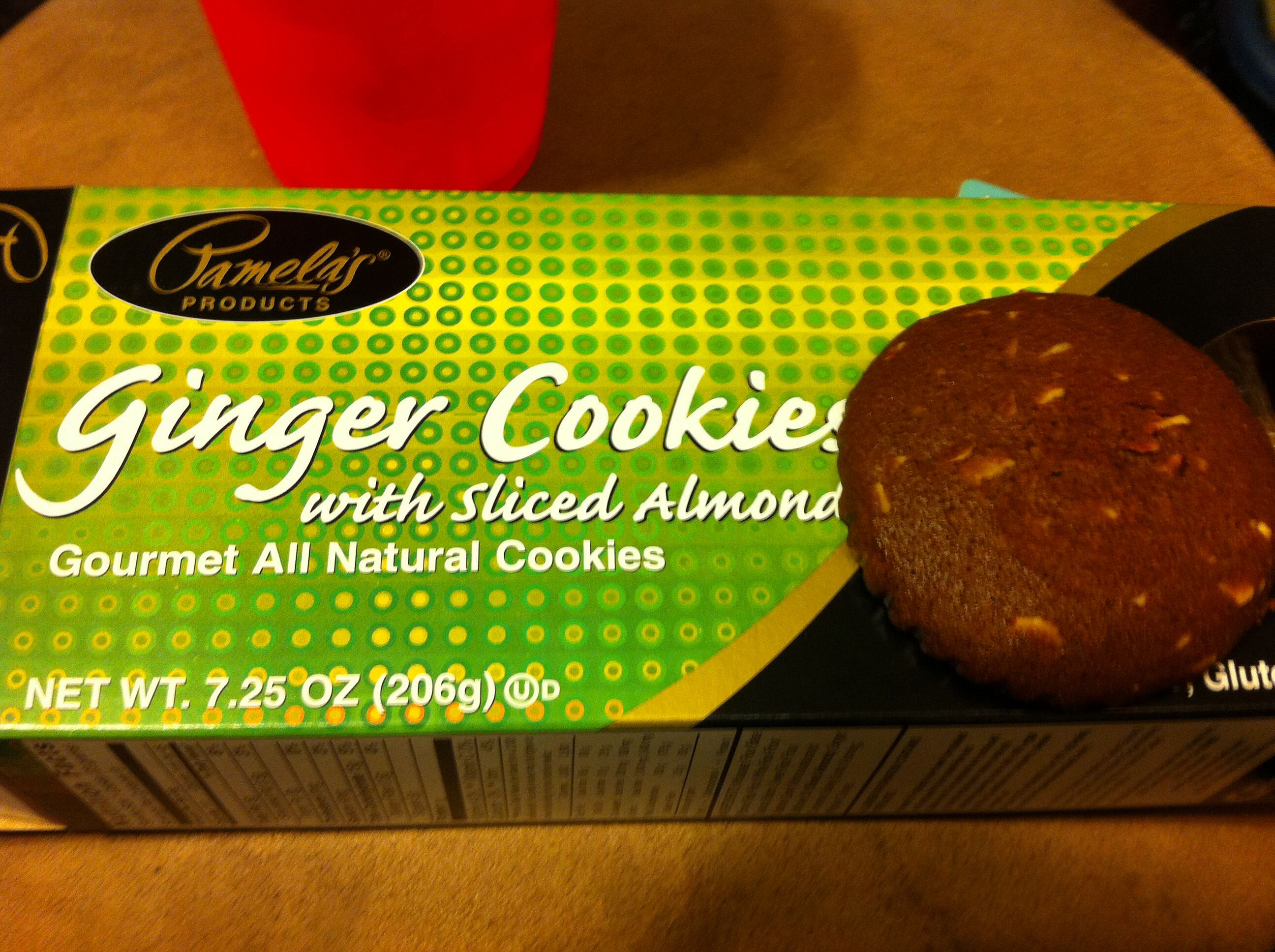 Awesome! The gingerbread taste I love without gluten.