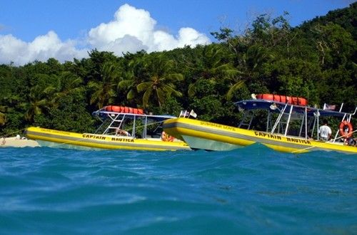 Captain Nautica's Ultimate Snorkel Expedition in St. Thomas, Usvi - (seems the best)