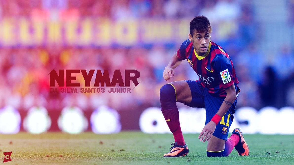 Neymar Barcelona 2014 2015 Best Desktop Wallpaper