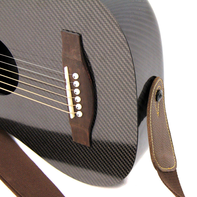 e9b4d9db843 KLOS Carbon Fiber Acoustic Travel Guitar | design | Learn acoustic ...