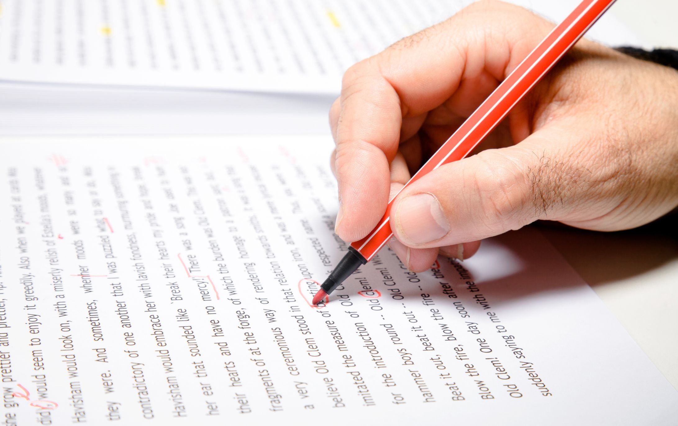 Revision Checklist For Paragraphs And Essays