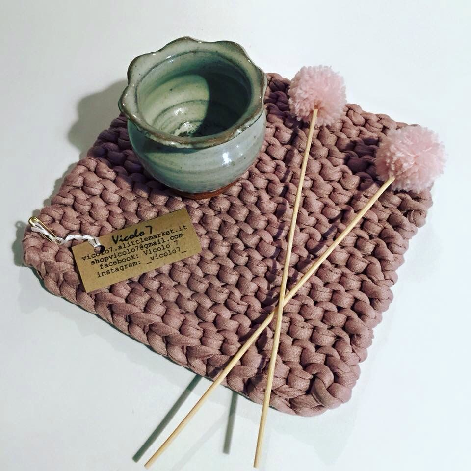 Vicolo 7 | wol - Knitting, Knit Crochet en Tricot crochet