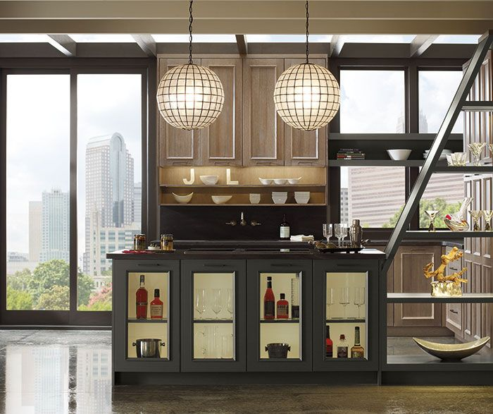 Frameless Kitchen Cabinets Modern: New Frameless-style Cabinets From Omega Cabinetry Showcase