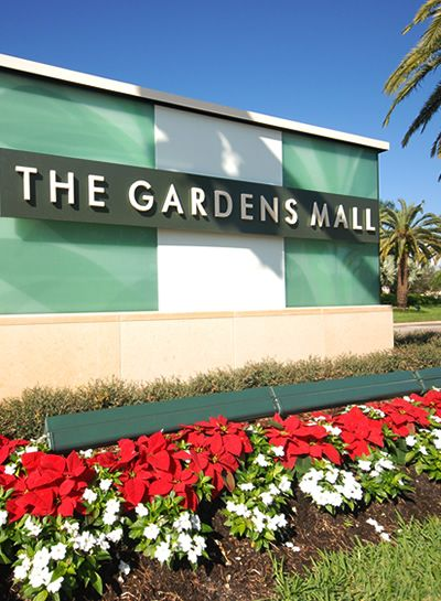 THE GARDENS MALL Is A Super Emporium For Goods And Services. The Gardens  Mall Is Located In Palm Beach Gardens, Florida. It Is Home To Many  Excellent Shops ...