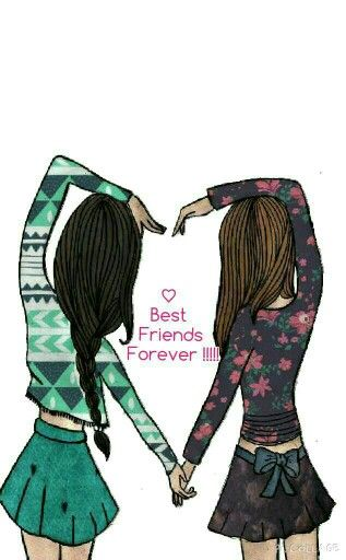 BFF'S BEST FRIENDS FOREVER