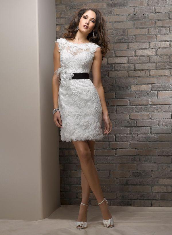 Maggie Sottero Short Wedding Dresses