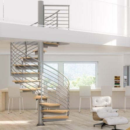 Best Our Spiral Staircase Products Materials Prefab Stairs 400 x 300