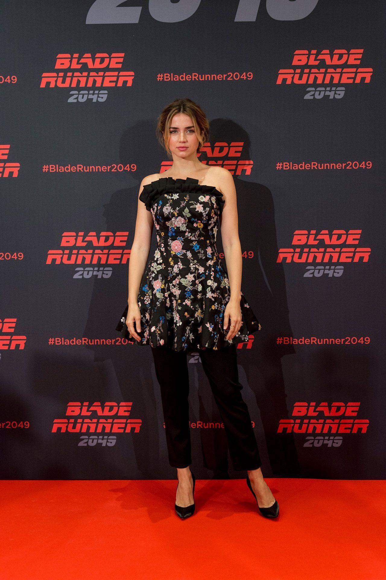 'Blade Runner' Photocall – June 18 2017