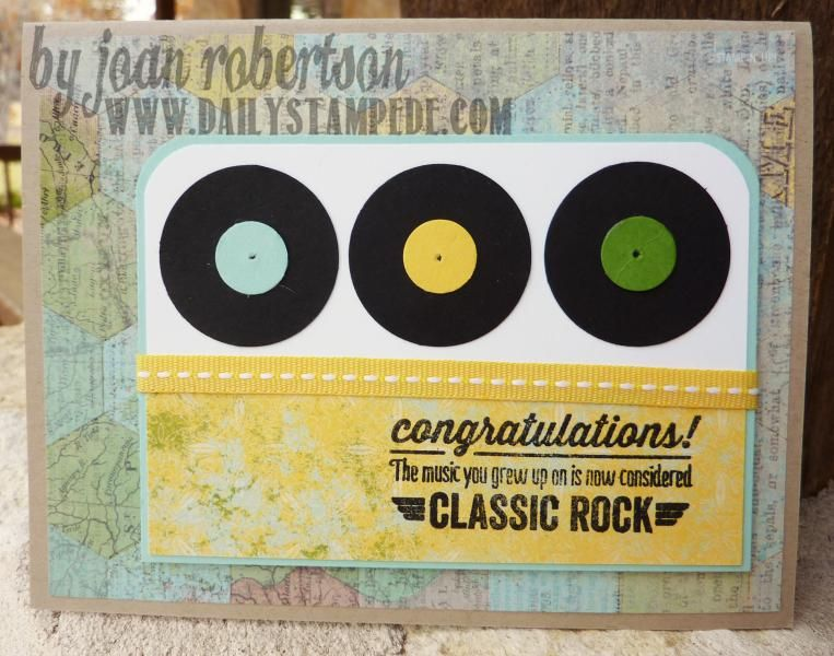 You're a Classic by junior tx - Cards and Paper Crafts at Splitcoaststampers