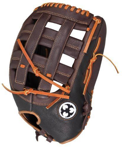 Worth Mhbfg Brown 15 Inch Glove Right Hand Throw By Worth 48 95 Mayhem Series Gloves Offer Optimal Patte Softball Players Sport Player Slow Pitch Softball