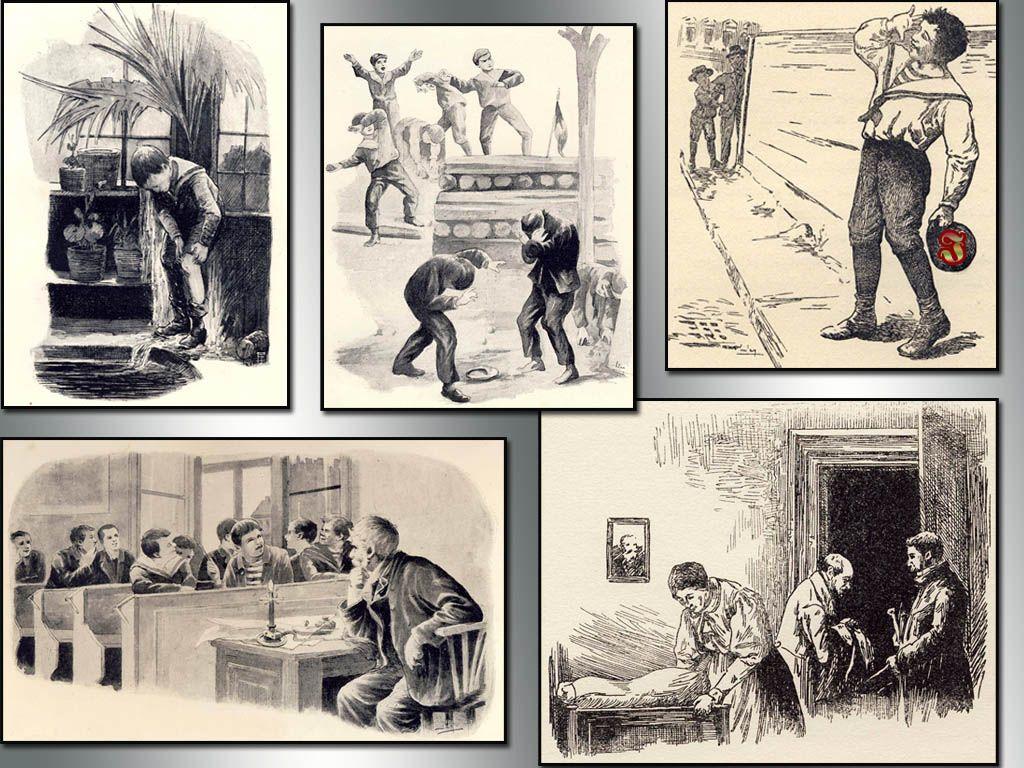 Znalezione Obrazy Dla Zapytania Ferenc Molnar Chlopcy Z Placu Broni Leonia Painting Baseball Cards