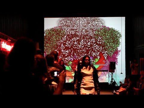 POST APOKALYPTIK FOLIAGE 01 | An Immersive Audiovisual Performance