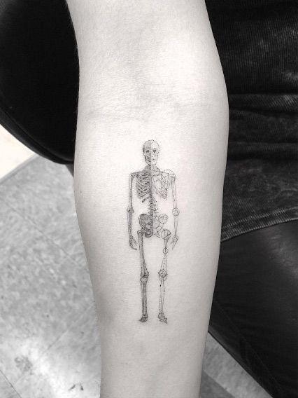 fe40bbec8 65 Charming Tattoo Designs All Introverts Will Appreciate | Tattoos ...