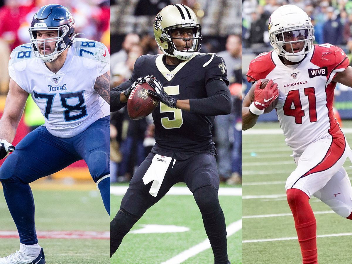 Ten Nfl Free Agents Loaded With Leverage National Football League News In 2020 National Football League Football League National Football