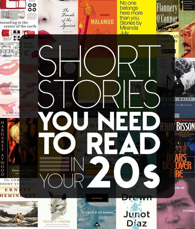 29 Short Stories You Need To Read In Your Twenties Short Stories To Read Short Stories Reading Stories