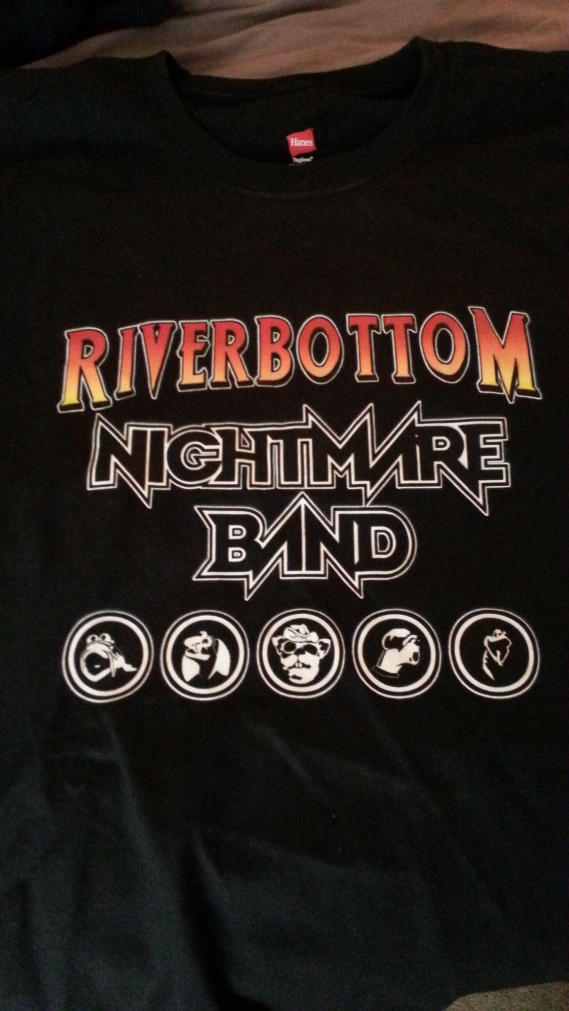 River Bottom Nightmare Band--from emmet Otters Jug band Christmas ...