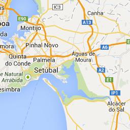 Mapa De Localizacao Das Agencias Do Banco Popular Nos Distritos De