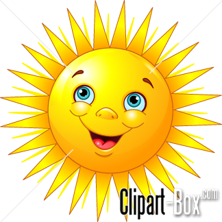 clipart smiling sun clip art etc july 4th summer pinterest rh pinterest ca clip art sunny day clip art sunset