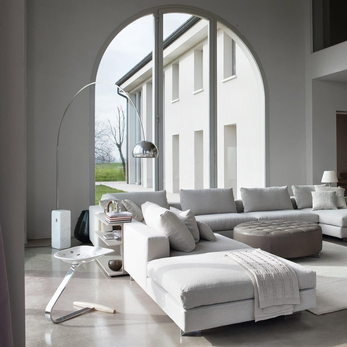 Arco - Vloerlamp | Arco floor lamp, Floor lamp and Room