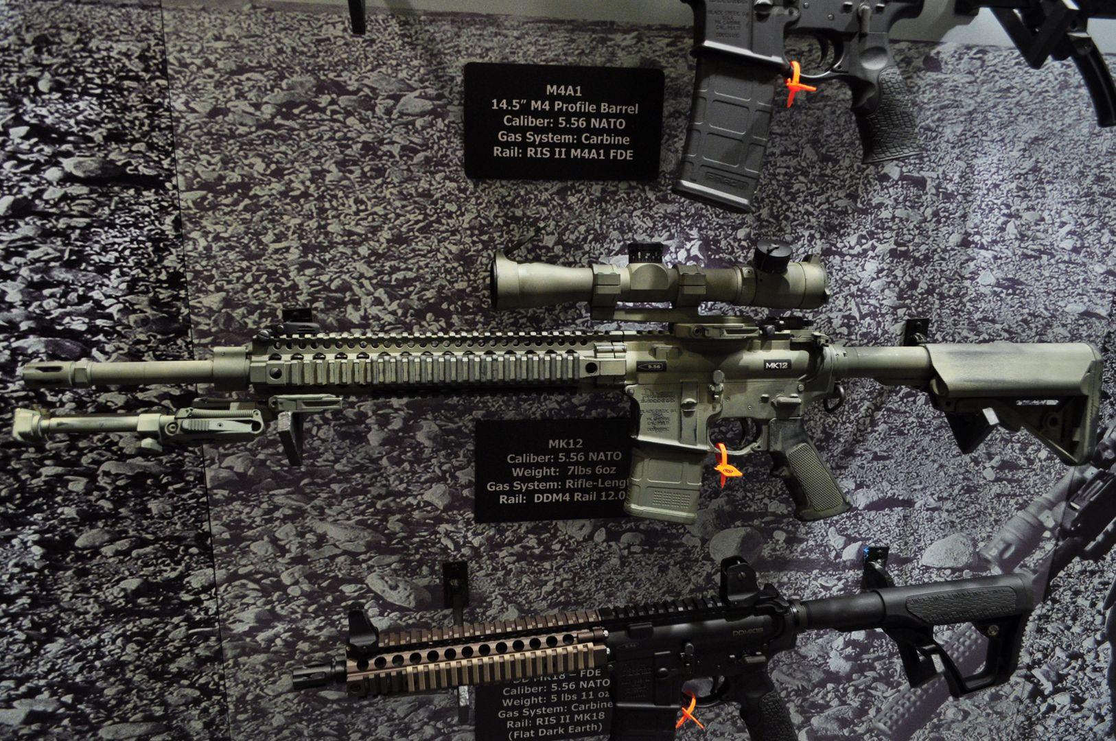 daniel defense mk12 - Google Search | Guns | Weapons guns ...
