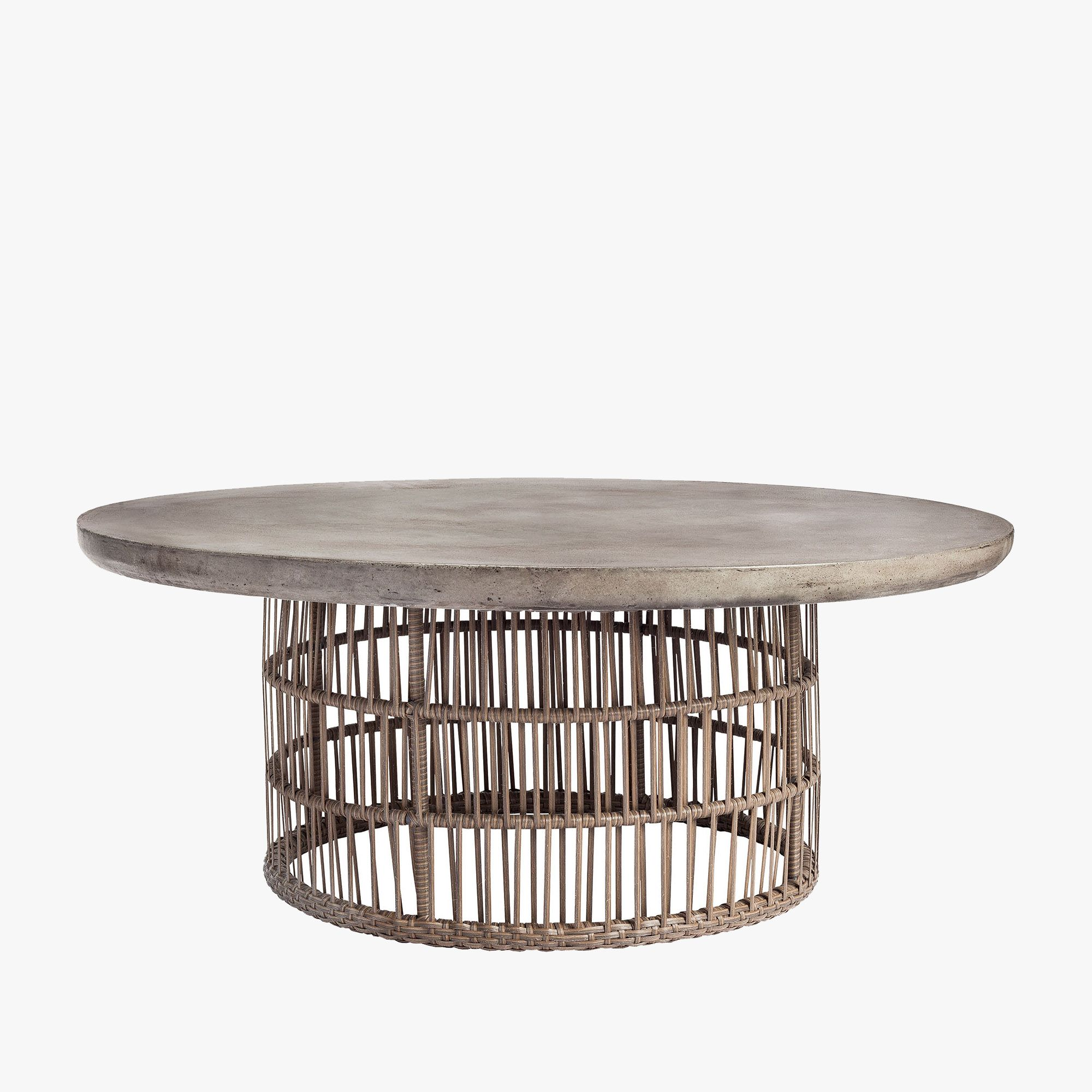 Laguna Rattan Coffee Table