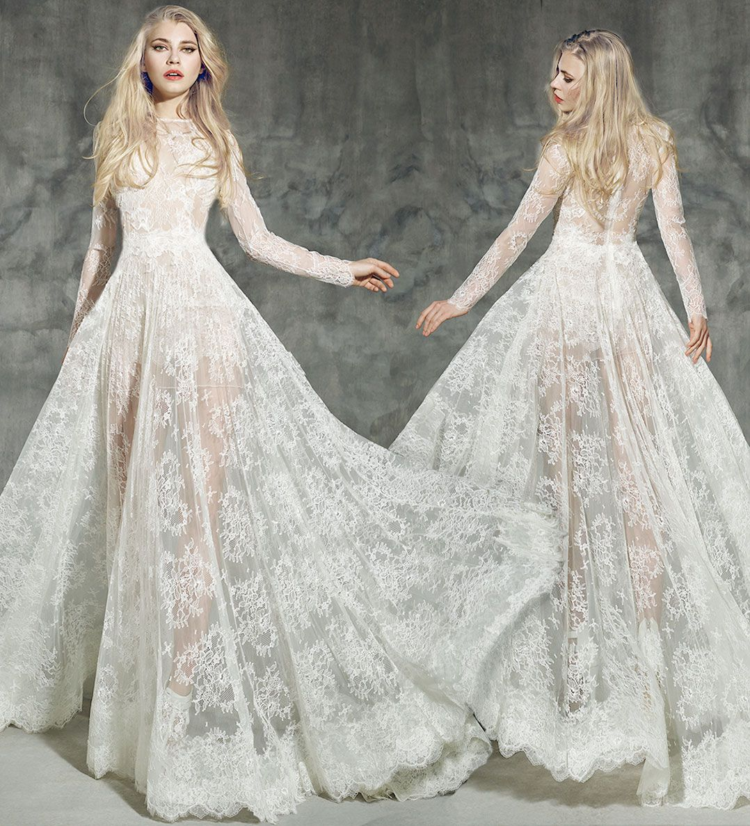 wedding gowns winter wedding dresses More