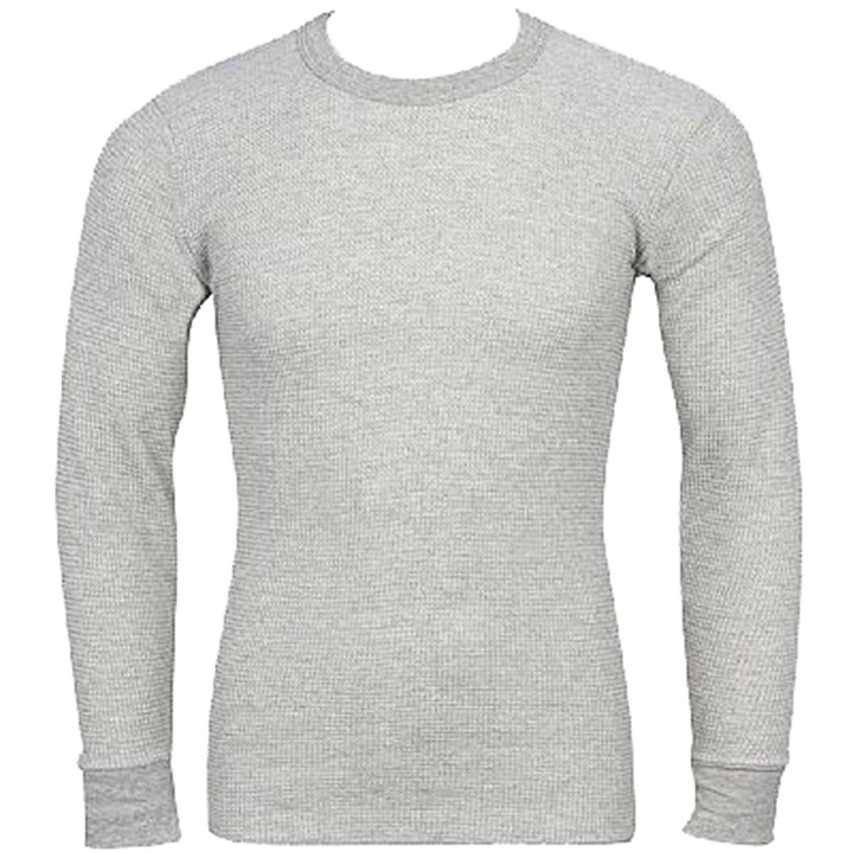 Mens Long Sleeve Thermal Tee Shirt Heathergrey C211qa1l7yh Mens Outfits Mens Long Sleeve Mens Thermal Long Johns [ 1500 x 1500 Pixel ]