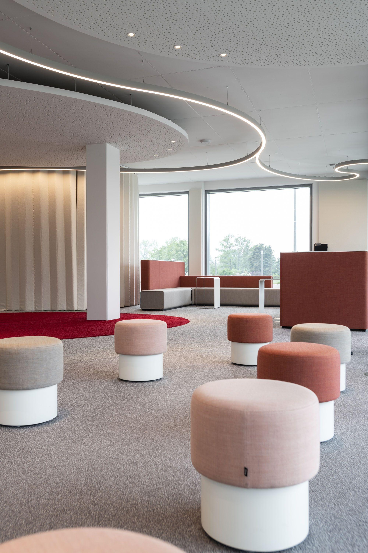 Sparkasse Bank Interior Design Office Interior Design Furniture Design