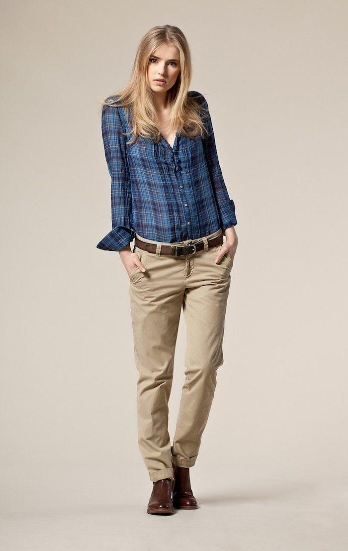 151937e7ab4a ▷ 1001 + tenues inspirantes pour savoir que mettre avec un pantalon ...