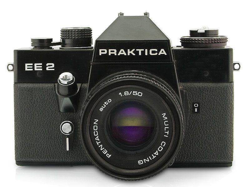 Praktica EE2. Reflex CameraDresden