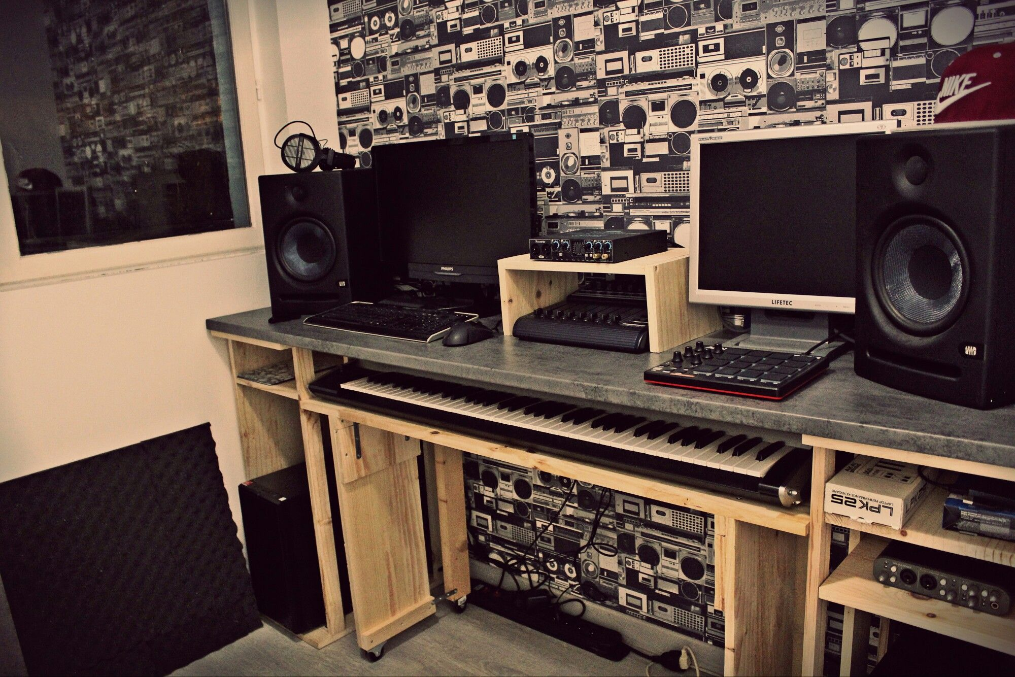 Meuble Home Studio