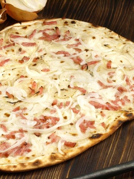 Original Alsatian Flammkuchen: The recipe   - Essen -