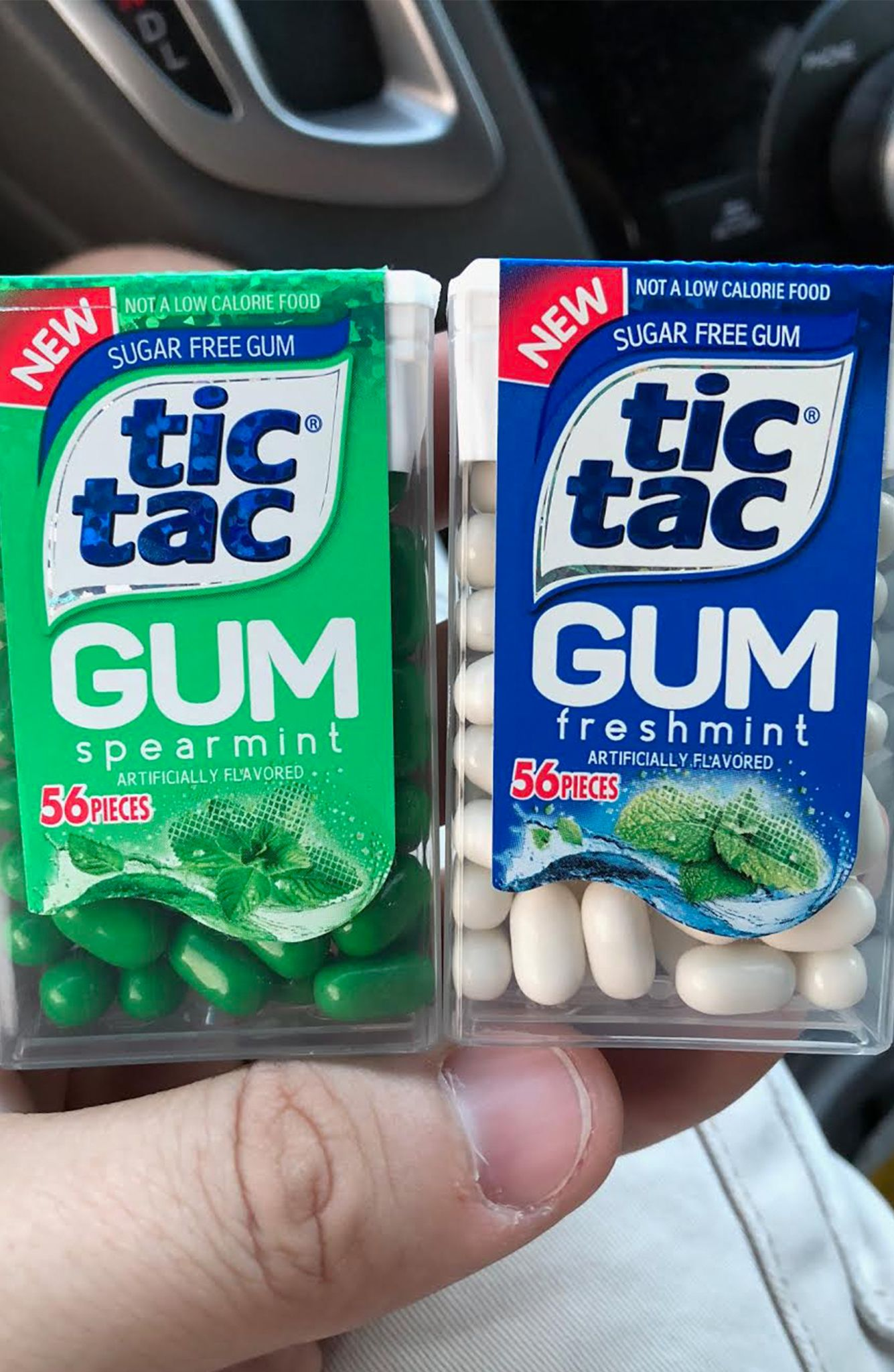 image relating to Gum Coupons Printable referred to as 🔥Tic Tac Gum 56ct Packs Simply $0.14/Each and every Discount codes, Freebies