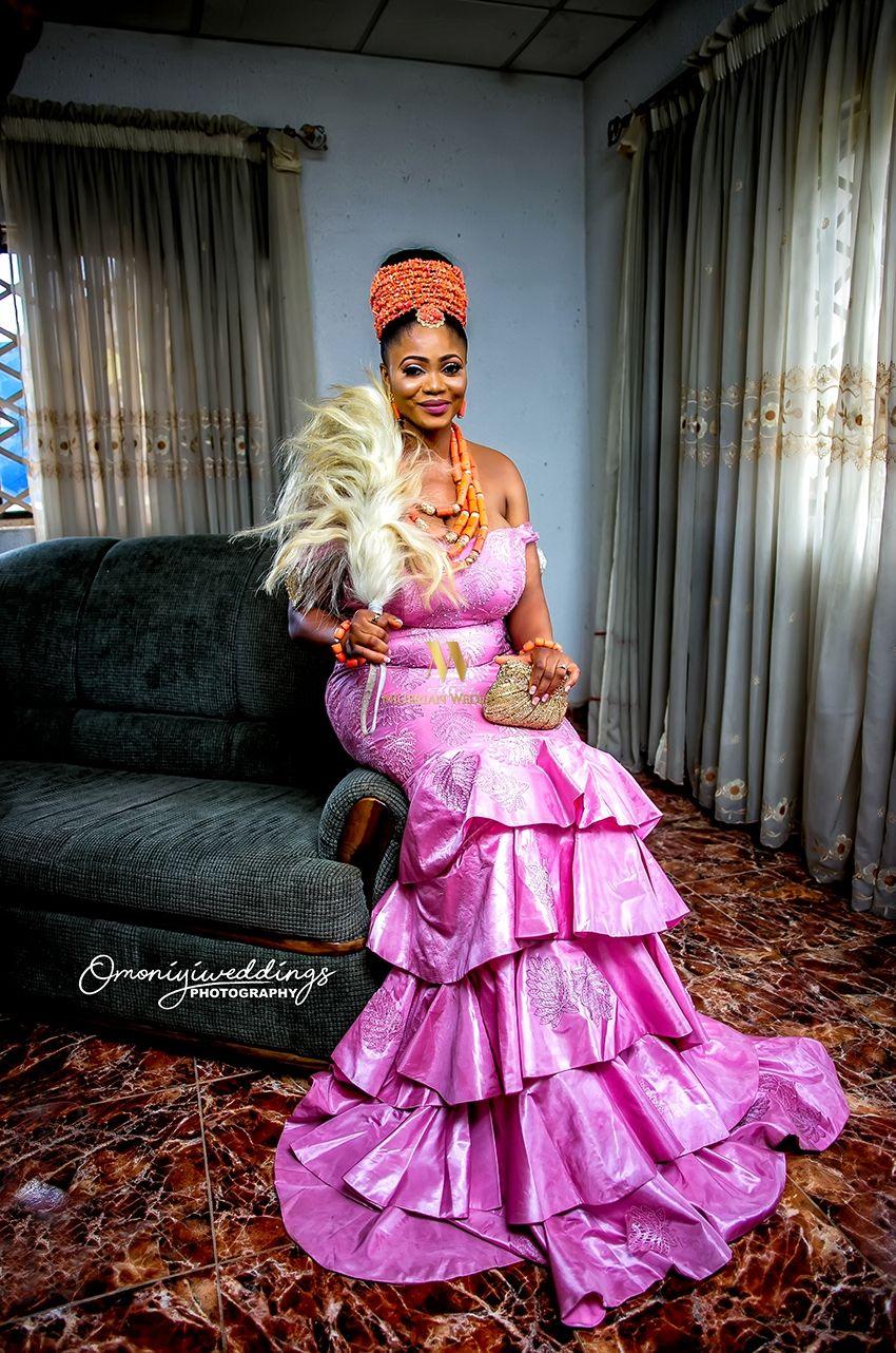 Amaka u max igbo traditional wedding african dresses pinterest