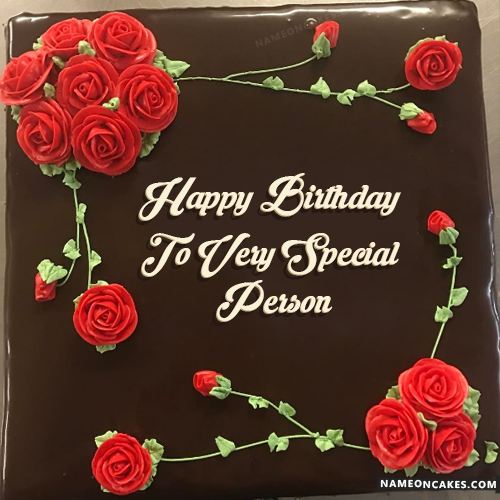 Birthday Cake Images For Someone Special Download Share With