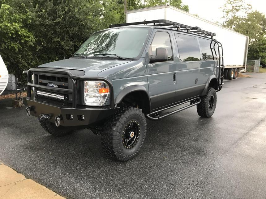 4x4van 4wdvan 4x4 Van Conversion Vanlife 4x4 Van Conversion 4x4