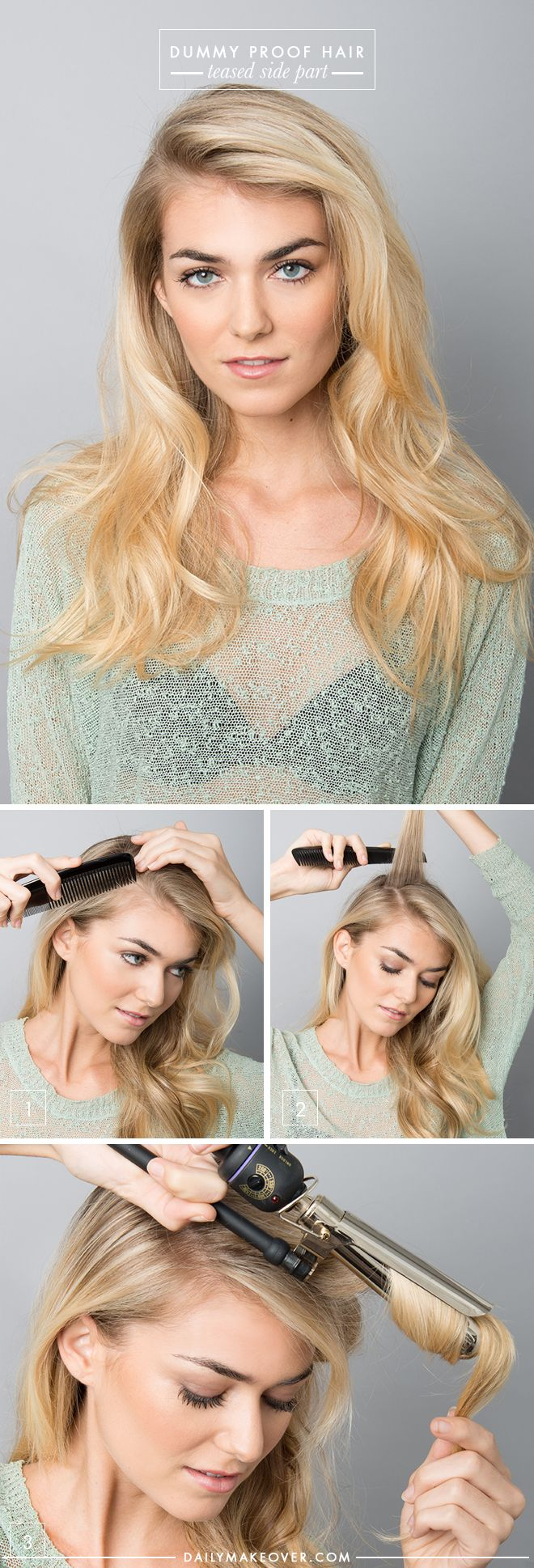 dummy proof hairstyles that everyone can master hair style and