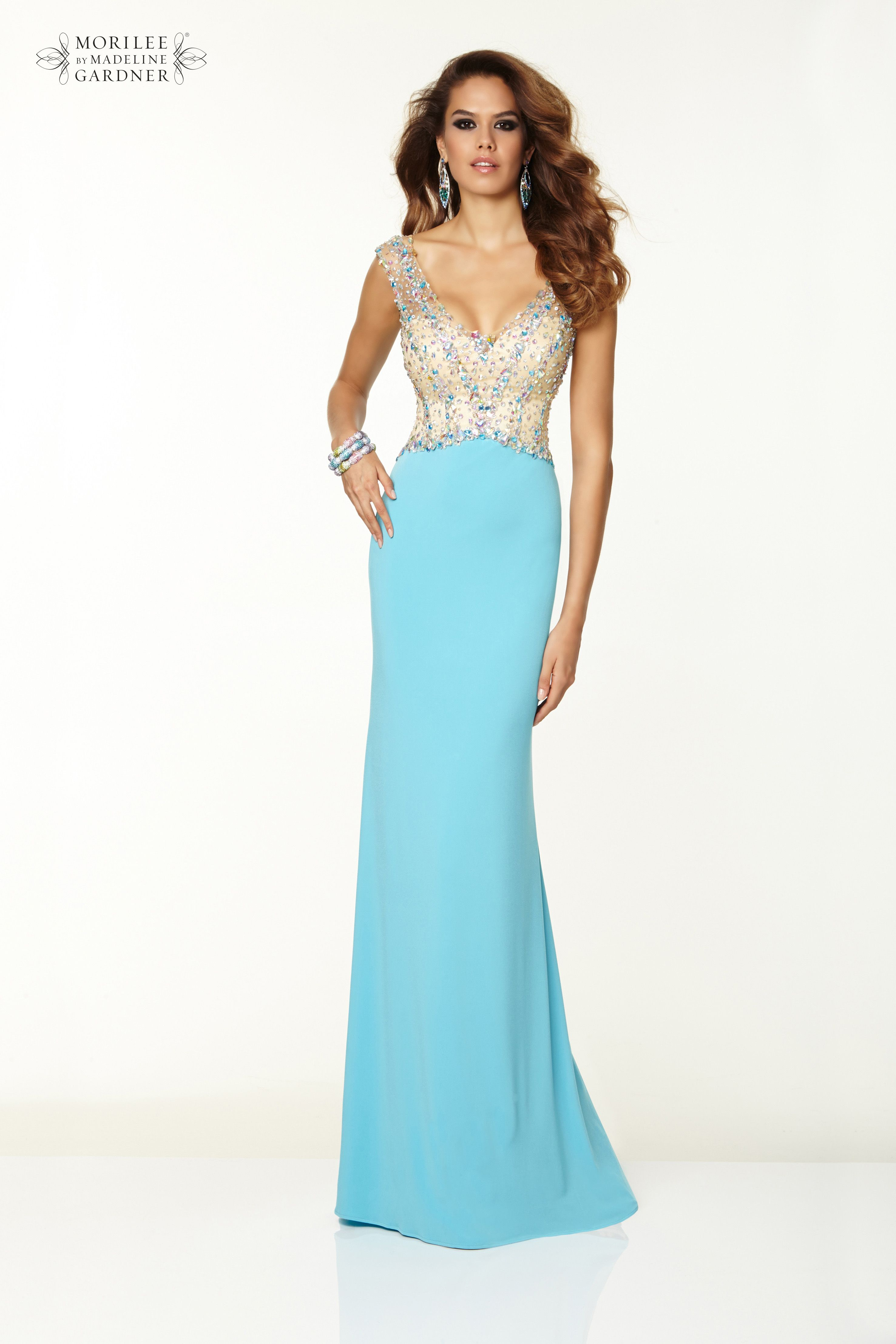 Mori Lee Paparazzi Prom Dress - Style 97053 - Available in Pink ...