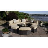 Found it at Wayfair - Santorini 5 Piece Daybed Set with Cushions