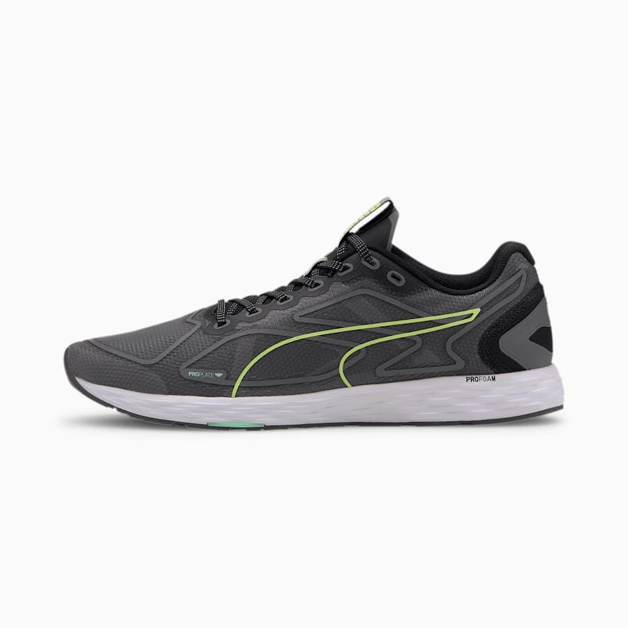 PUMA Speed 300 Racer 2 Men's Running Shoes in BlackYellow