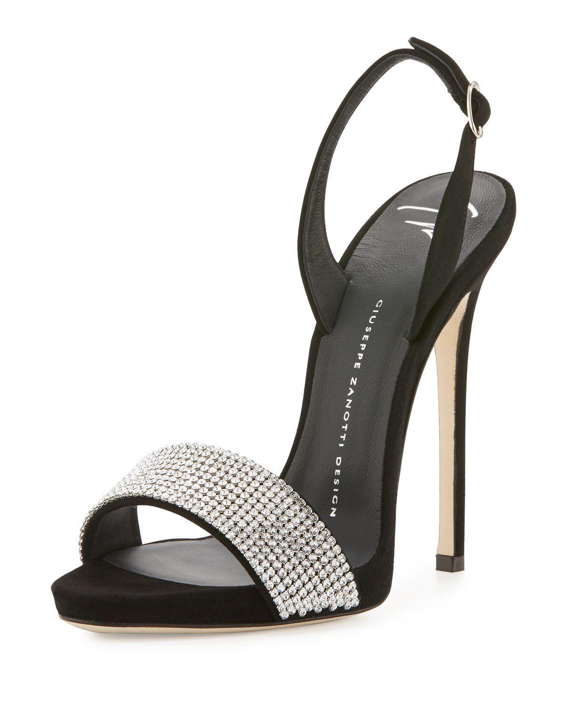 Harmony Crystal Sandals Grey Giuseppe Zanotti Giuseppe Zanotti Design Online Store Giuseppe Zanotti Heels Fashion Shoes Heels