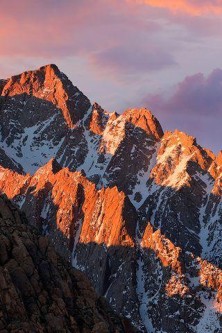 Papersco Ar65 Apple Macos Sierra Mountain Wwdc Official 2
